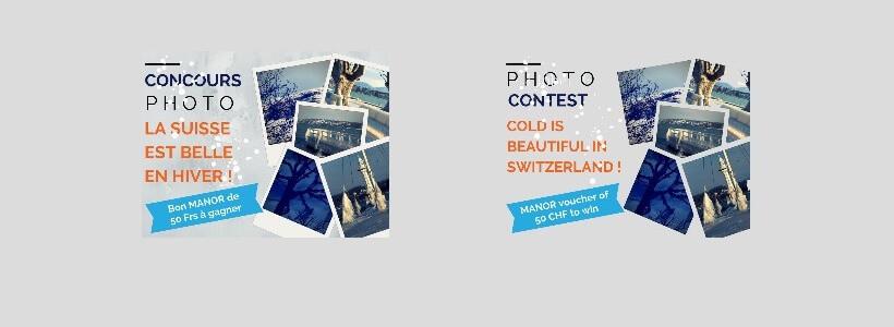Concours Photo d'Hiver